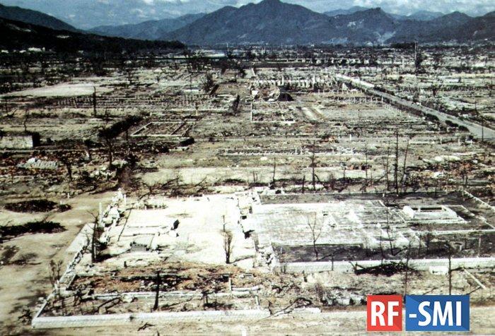Барак Обама подтвердил, что не будет извиняться за бомбардировку Хиросимы и Нагасаки