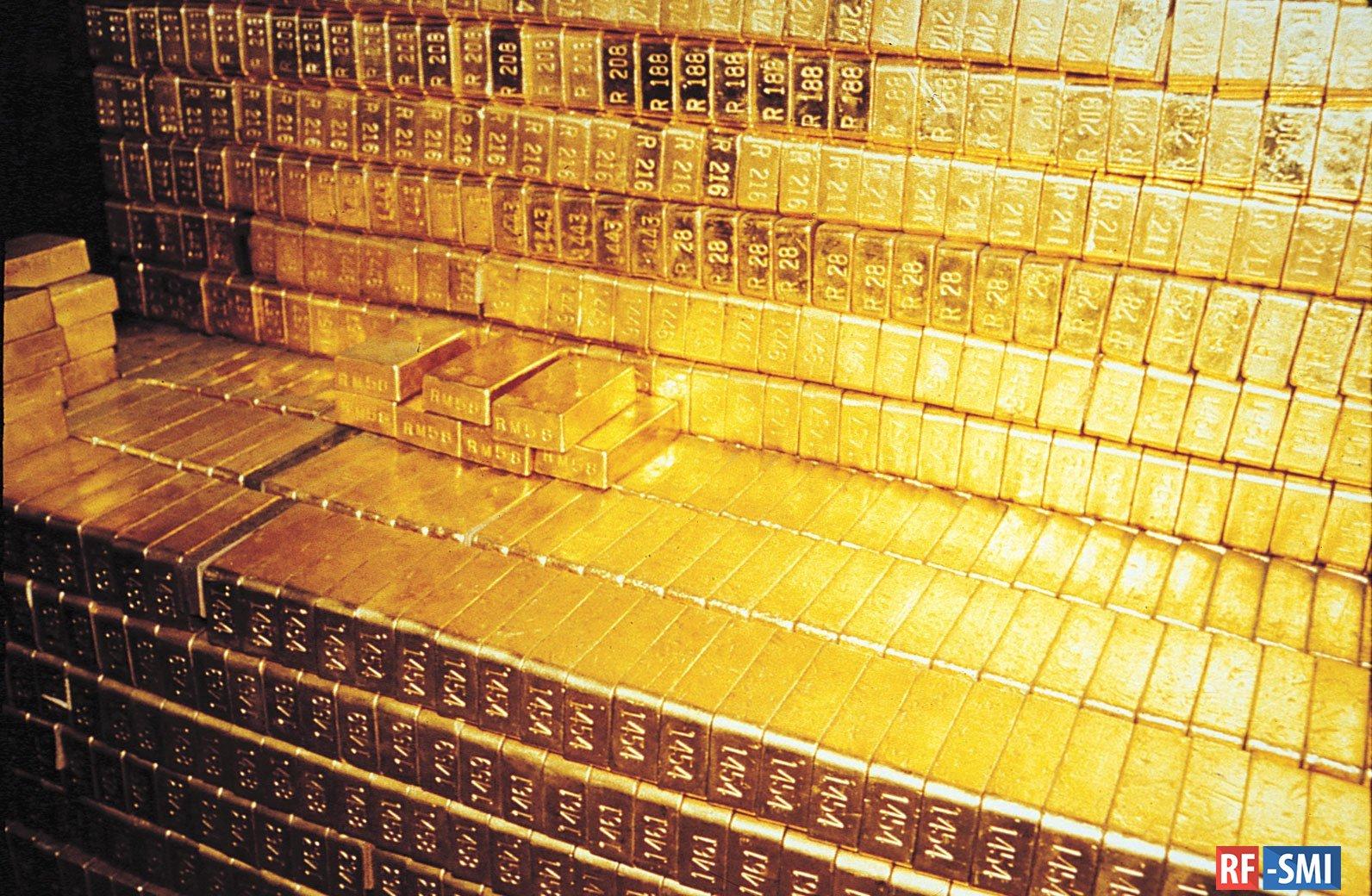 Российские банки впервые с октября 2019 года нарастили вложения в золото