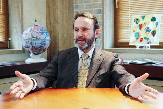 В Латвии полицией задержан владелец компании «Миэль» Куликов