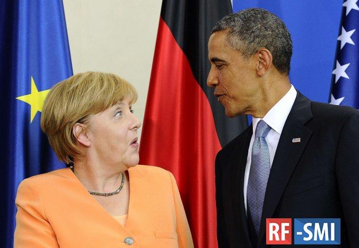 За спинами Обамы и Меркель зреет заговор по отмене санкций
