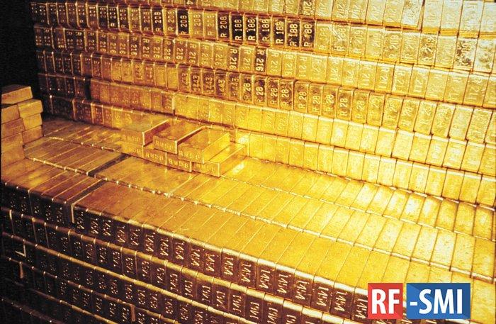 Как США и Великобритании поделить золото Европы...