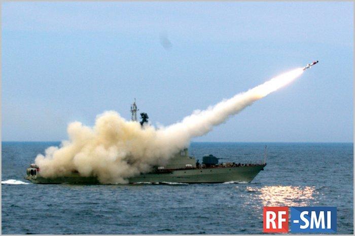 Россия подарила Египту ударный ракетный катер