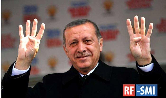 Р. Эрдоган жестко ответил США по поводу систем ПВО