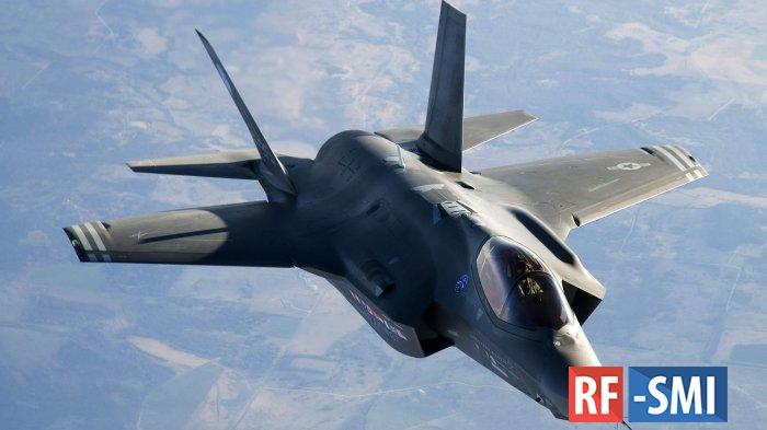 Минобороны Италии решило отказаться от закупок истребителей F-35 США