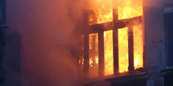 Пожар в производственном помещении унес жизни 17 человек.