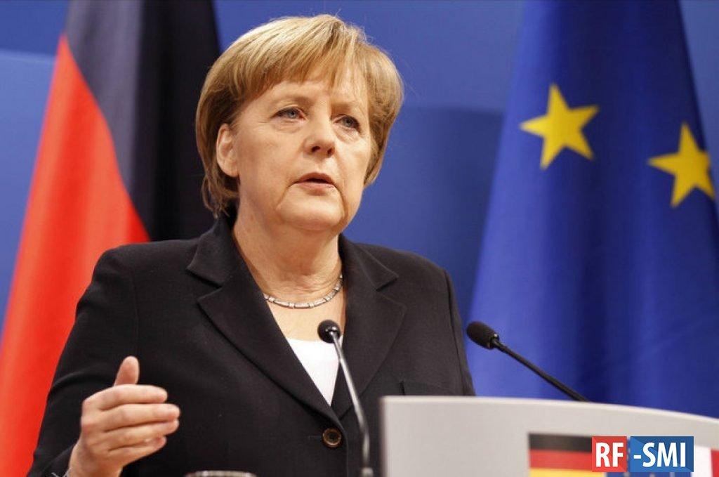 Журналисты узнали, сколько зарабатывает канцлер Германии Ангела Меркель