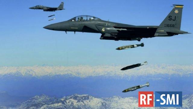 В Бундестаге проверили законность военных действий США и России в Сирии