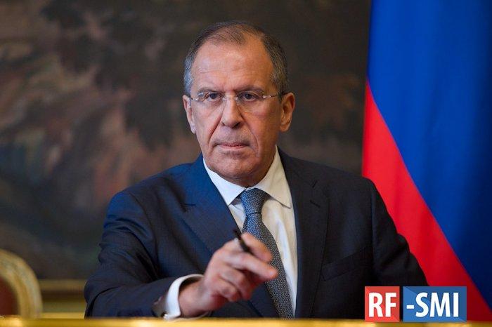 Лавров заявил, что инспекторов из США на российских заводах не будет