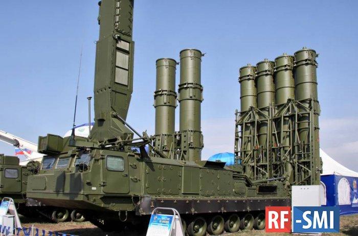 Россия начнает поставки комплексов С-400 в Китай