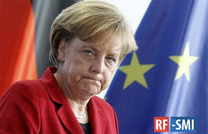 Ошибка Меркель привела к политическому кризису в Германии