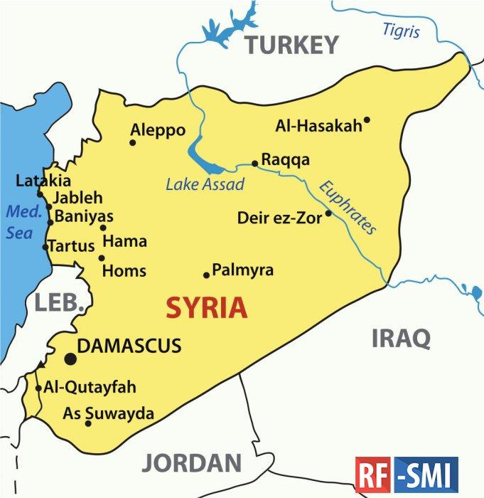 Кто стоит за грабежом сирийского богатства