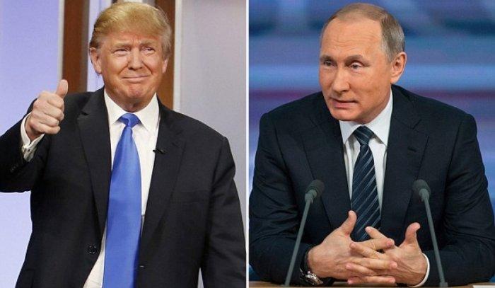 Кремль рассказал подробности телефонного разговора  Путина и Трампа