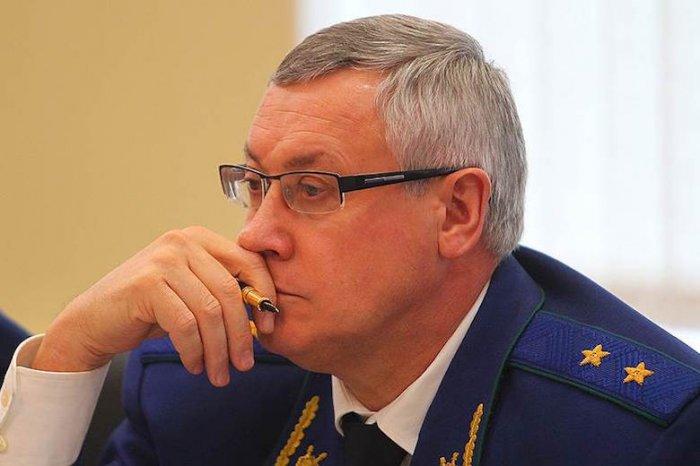 Совет Федерации РФ  назначил нового замгенпрокурора России