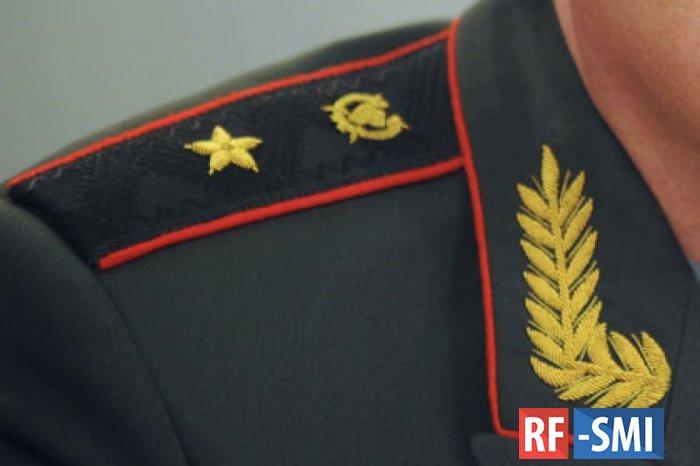 Суд арестовал на два месяца генерала ФСО Лопырева по делу о взятке