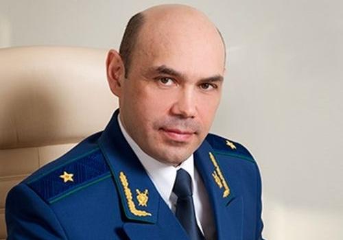 Назначен новый прокурор Крыма.  Им стал Олег Камшилов