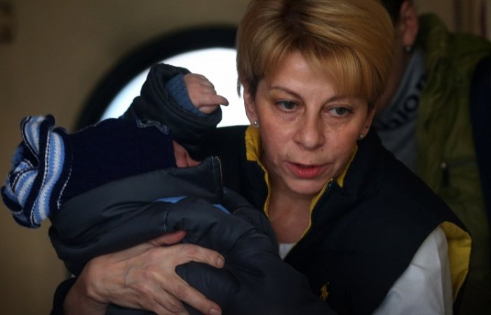 Путин присудил Доктору Лизе госпремию за правозащитную деятельность