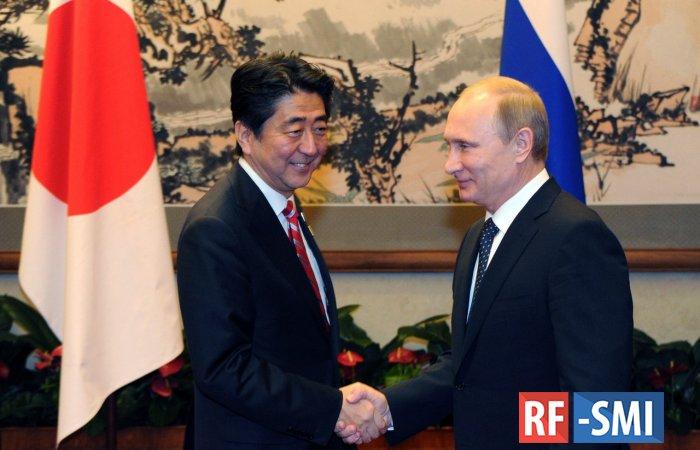 В Японии допустили переизбрание Синдзо Абэ на новый срок