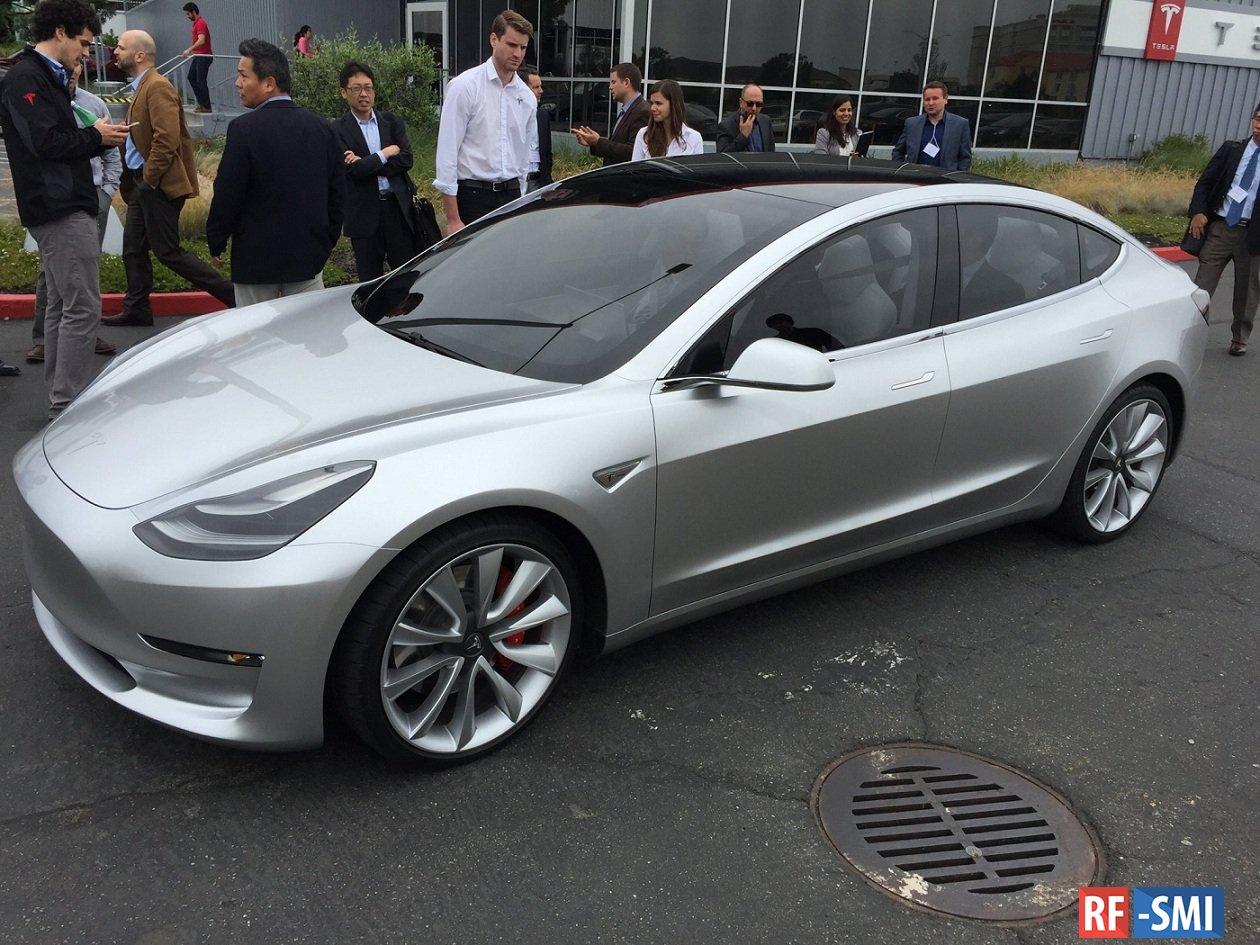 Германия потребовала от владельцев Tesla Model S вернуть субсидии