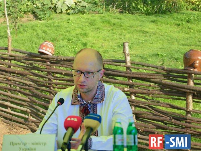 Против Арсения Яценюка будет открыто сразу пять уголовных дел...