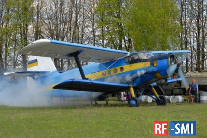 Прилетевший из Прибалтики неопознанный самолет вынудили сесть под Псковом