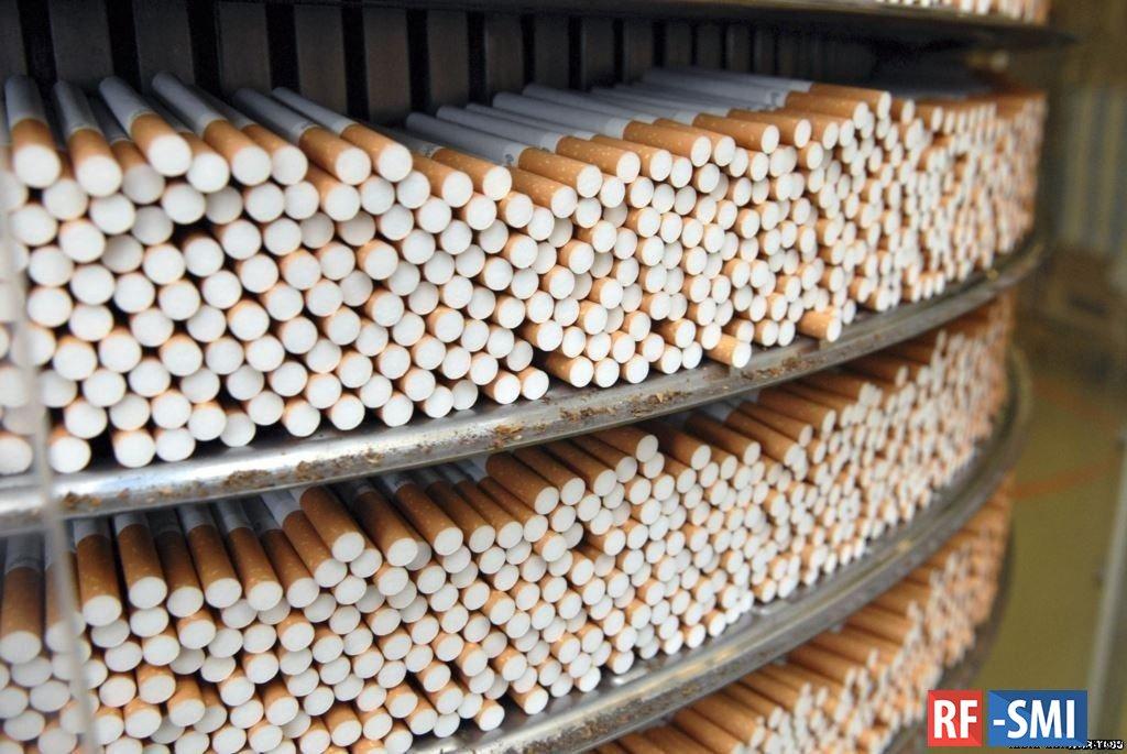 почему пропали сигареты в украине