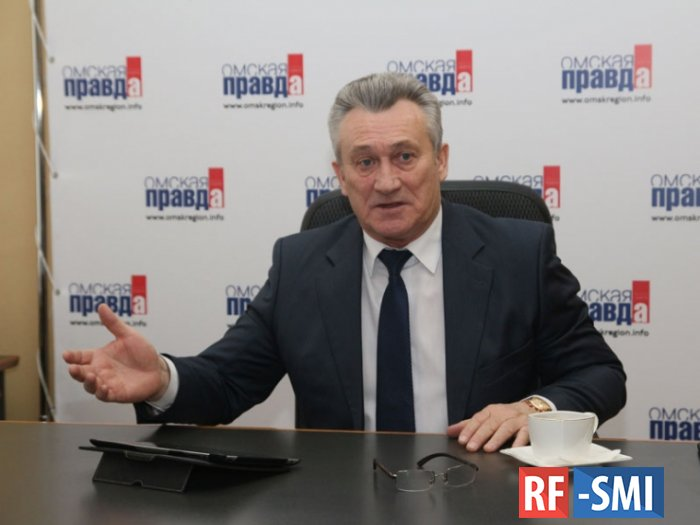 Зампред Омского правительства Гребенщиков попал под уголовное дело
