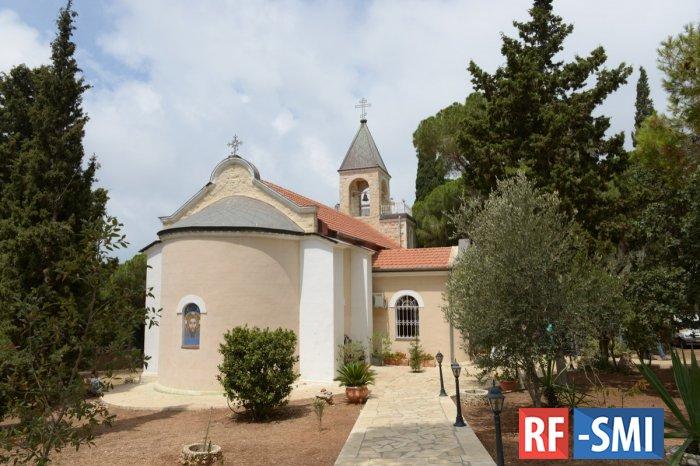 В Израиле осквернили русскую православную церковь