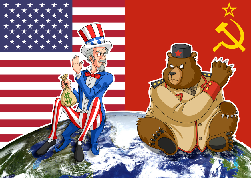 us ussr relations affected by chinese