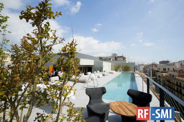 Навального нашли в одном из самых дорогих отелей Барселоны