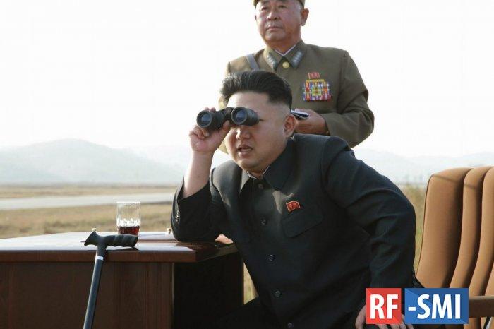 Ким Чен Ын посетит РФ во второй половине апреля