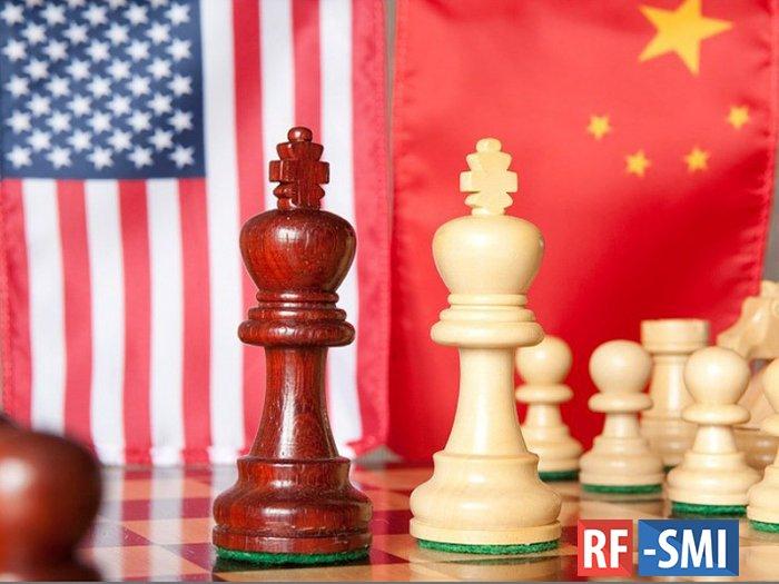 США и Китай могут подписать торговое соглашение уже в мае