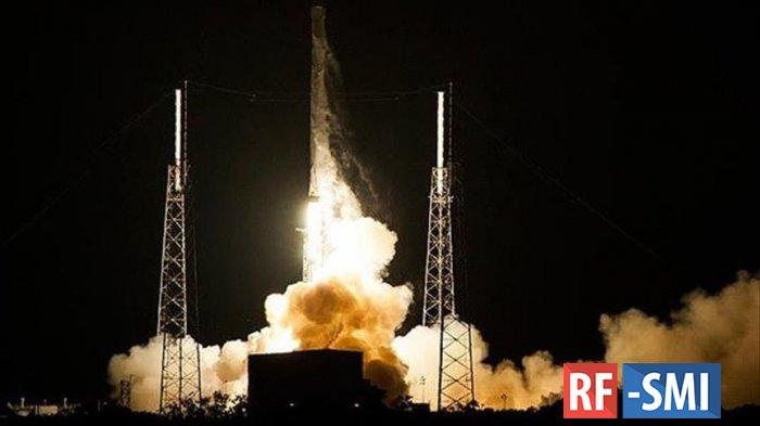 Ракета «Протон-М» успешно стартовала с Байконура