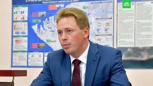 Губернатор Севастополя Д. Овсянников уволен по собственному желанию