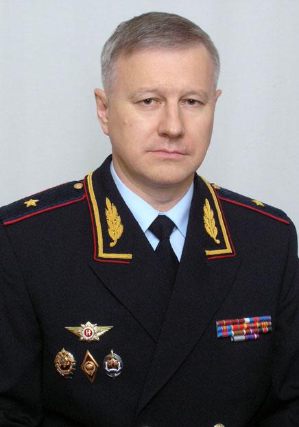 Задержан начальник полиции Камчатки А. Сидоренко