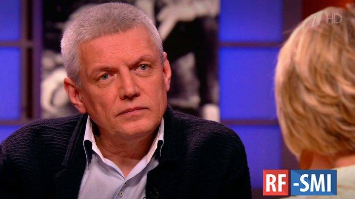 """Первый канал закрыл телевизионную программу """"Жди меня""""."""