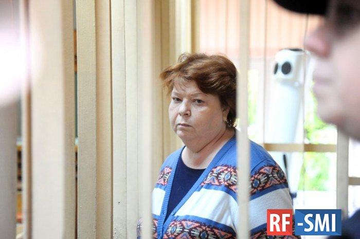 Нине Масляевой сменена мера пресечения. Она отпущена из СИЗО