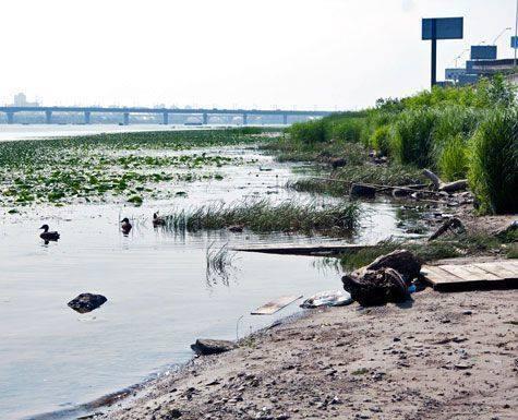 Более 10 000 рек исчезло с карты Украины