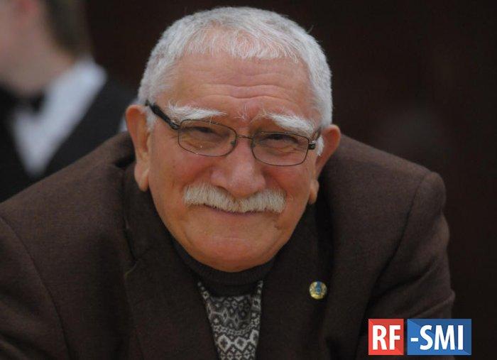 В ночь на субботу скончался Армен Джигарханян
