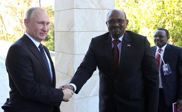 В Судане сейчас происходит военный переворот.