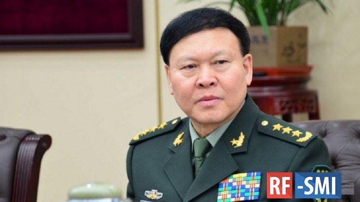 Знаковое самоубийство китайского генерала-политработника