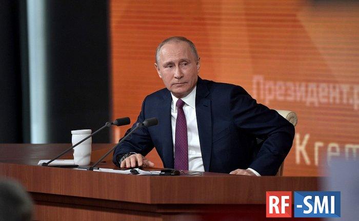 В Кремле назвали дату встречи Путина с руководством Совфеда и Госдумы