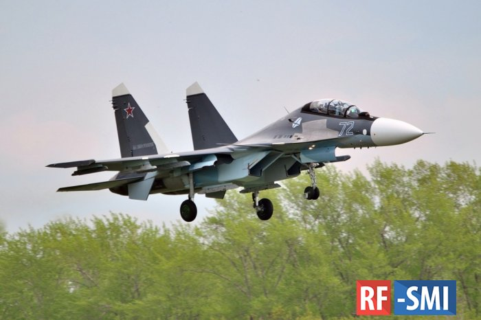 Алжир купил у России 30 истребителей