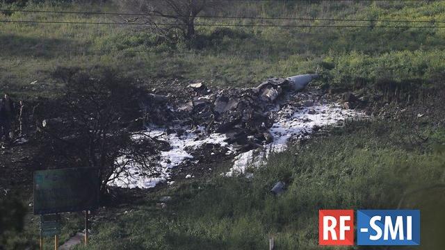 ПВО Сирии отразили удар израильских ВВС. Один самолет сбит