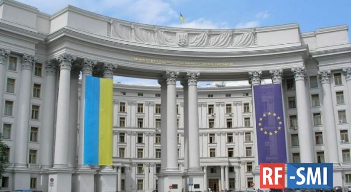 МИД Украины заявил о «сломе» Минских соглашений по вине России