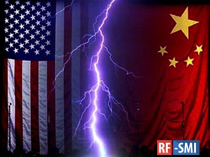 Пекин примет необходимые меры в ответ на действия Вашингтона