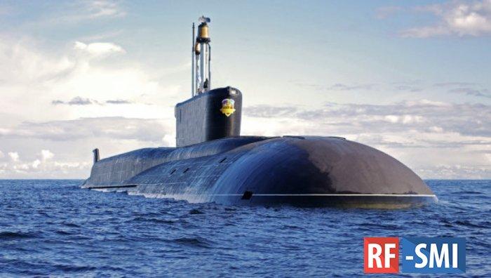 Две подлодки России выстрелили баллистическими ракетами по военным полигонам