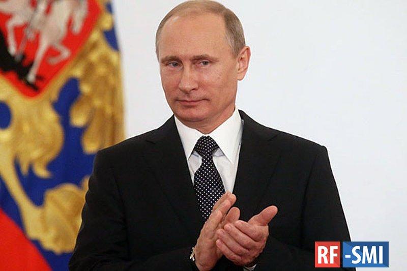 Сильнейший мировой лидер – Путин: треть европейцев выбрало российского лидера
