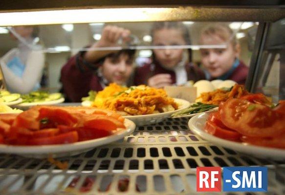 Электронная система «Меркурий» позволит следить за состоянием продуктов в школьном питании