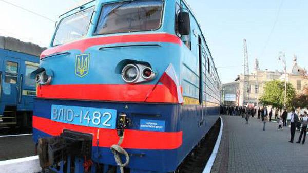 С завтрашнего дня на Украине перестанут ходить поезда