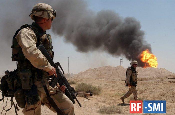США ведут себя как оккупанты на Ближнем Востоке